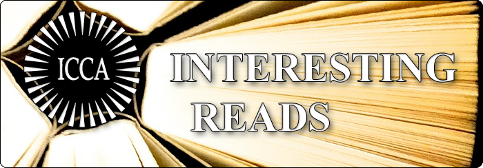 ICCA - Interesting Reads Banner