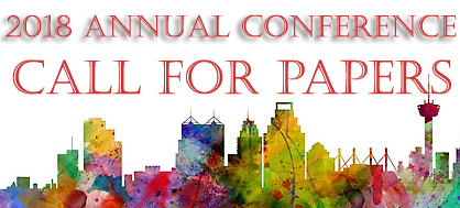 Call for Papers -  2018 Annual Conference