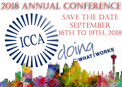 Save The date - 2018 Annual Conference - Sept 16th to 19th 2018